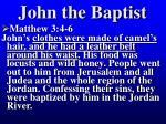john the baptist7