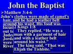 john the baptist8