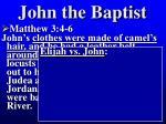 john the baptist9