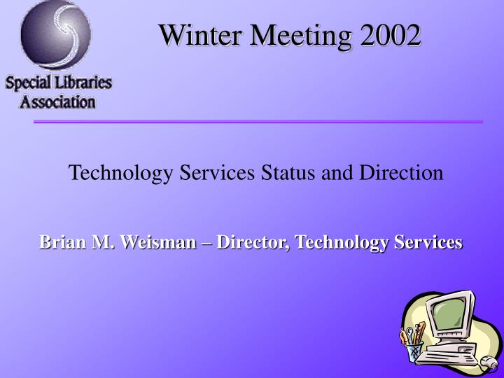 winter meeting 2002 n.