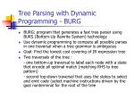 tree parsing with dynamic programming burg
