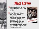 race laws