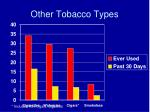 other tobacco types