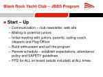 black rock yacht club jbbs program10