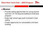 black rock yacht club jbbs program2