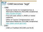 cam becomes legit2