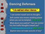 dancing defenses38