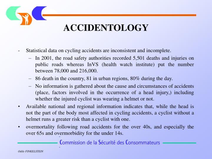 ACCIDENTOLOGY