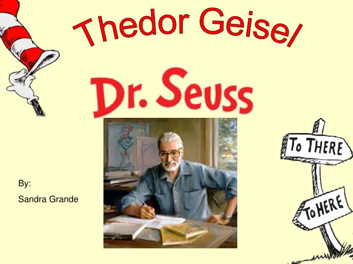 Thedor Geisel
