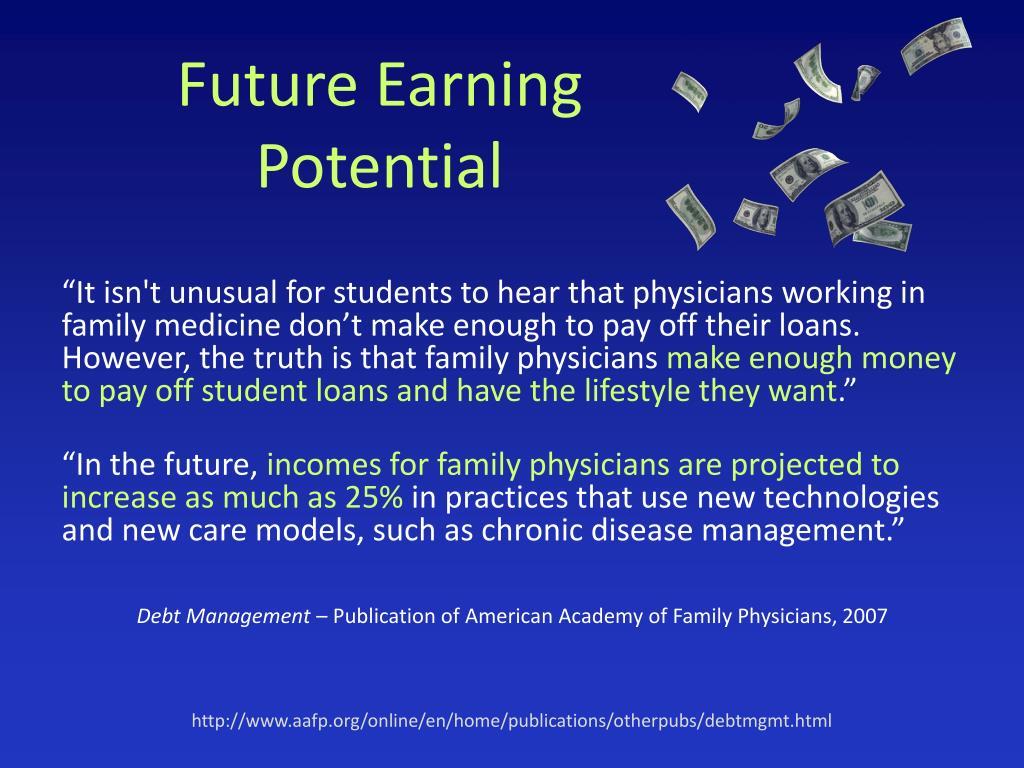 Future Earning