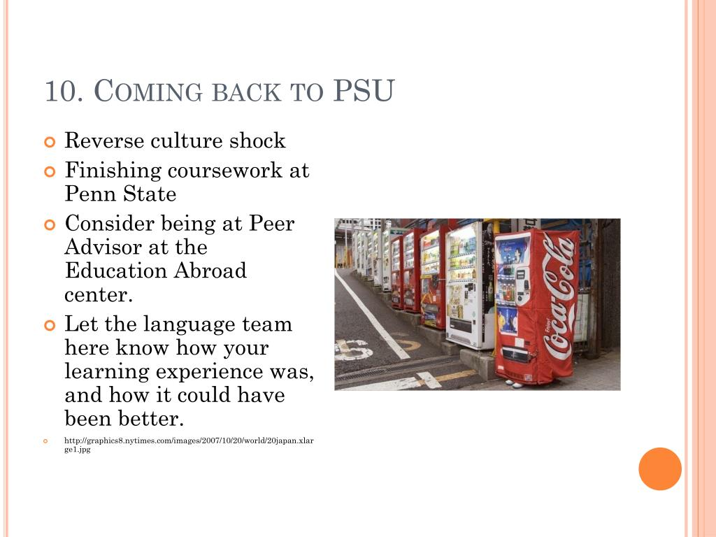 10. Coming back to PSU
