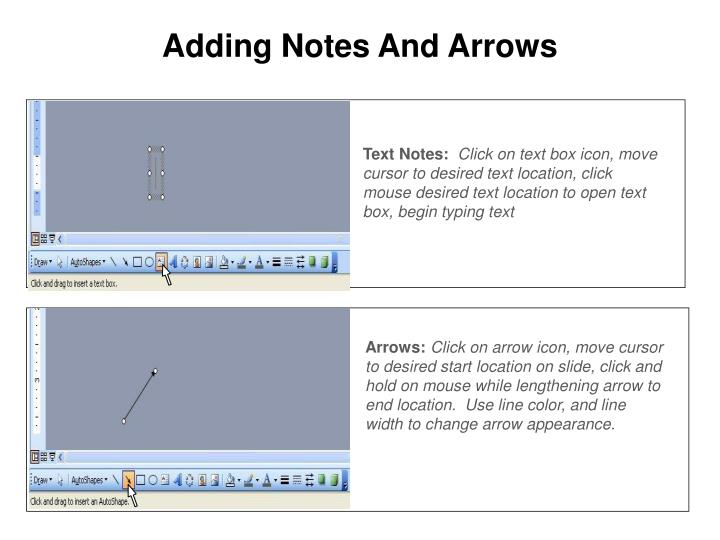 Text Notes: