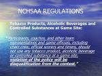 nchsaa regulations28