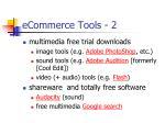 ecommerce tools 2