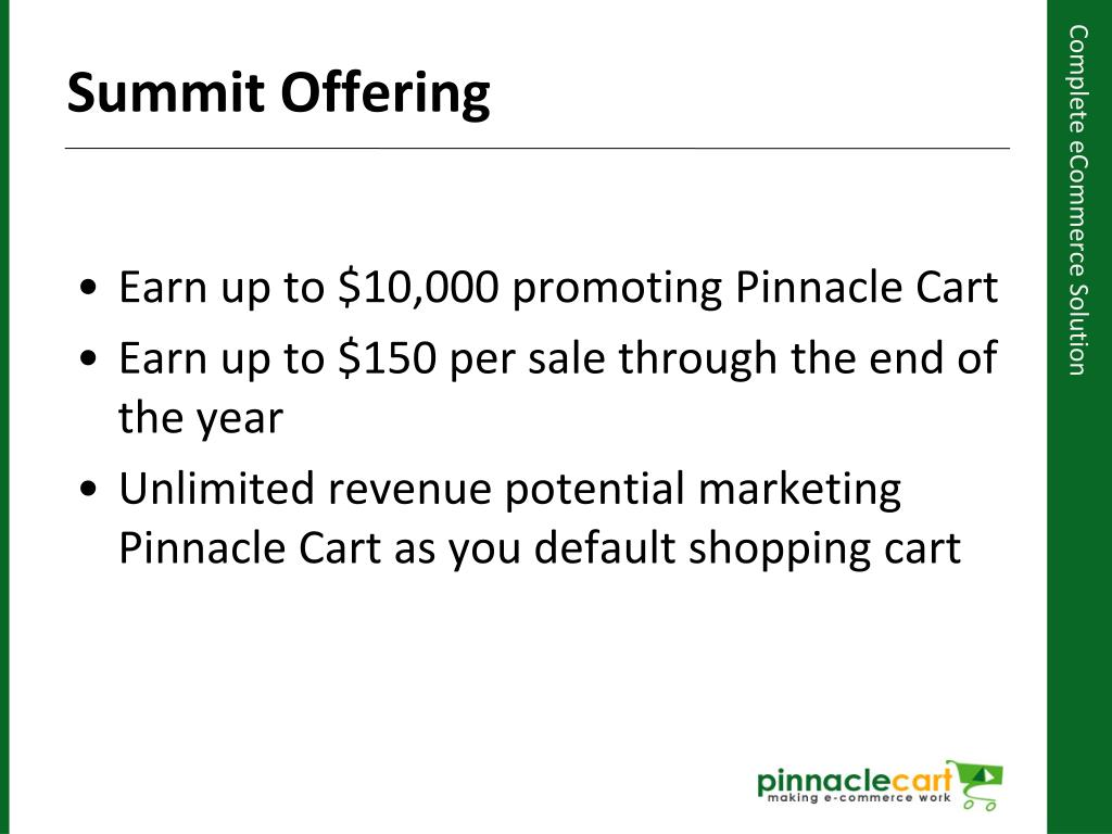 Summit Offering