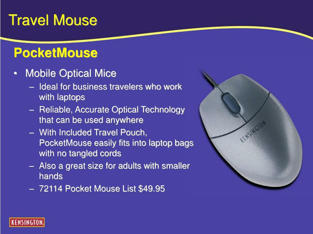 Travel Mouse