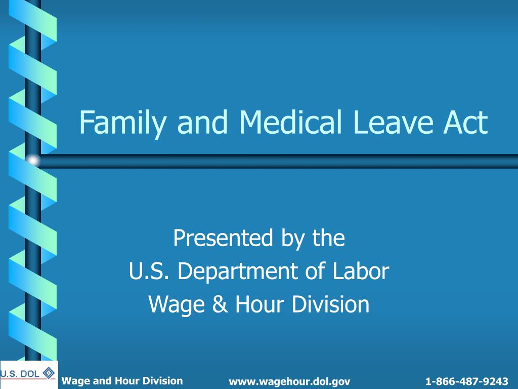 family and medical leave act at