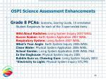 ospi science assessment enhancements45