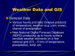 weather data and gis1