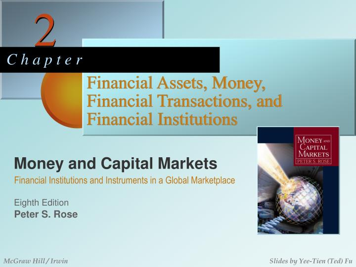 markets and financial instruments