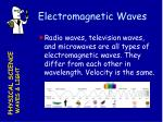 electromagnetic waves9