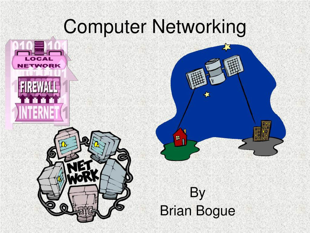 computer networking l.