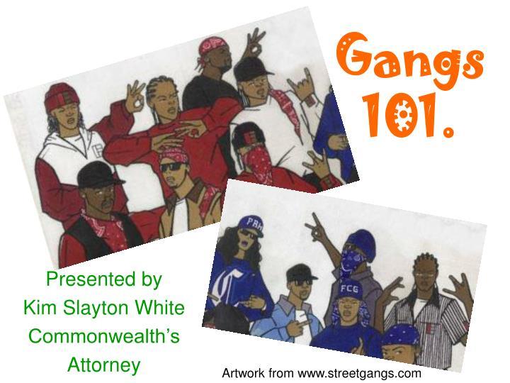 gangs 101 n.