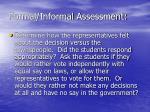 formal informal assessment28
