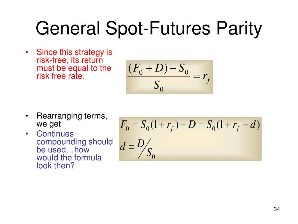 Spot future parity arbitrage betting i bet you look good on the dance floor drum tabs