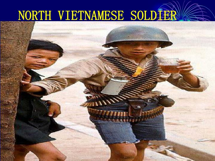 NORTH VIETNAMESE SOLDIER