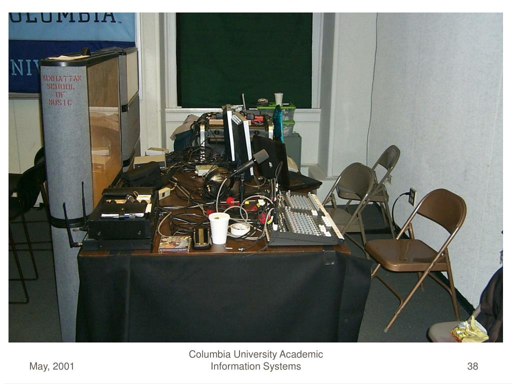 Columbia University Academic Information Systems