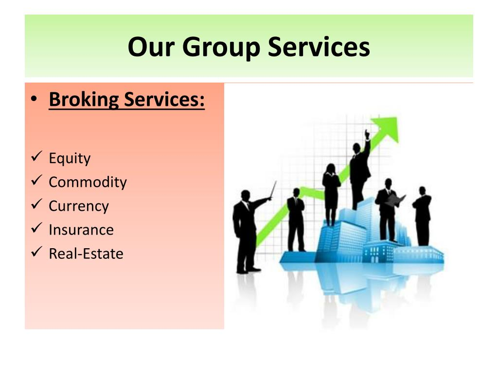 Our Group Services