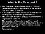 what is the rekenrek