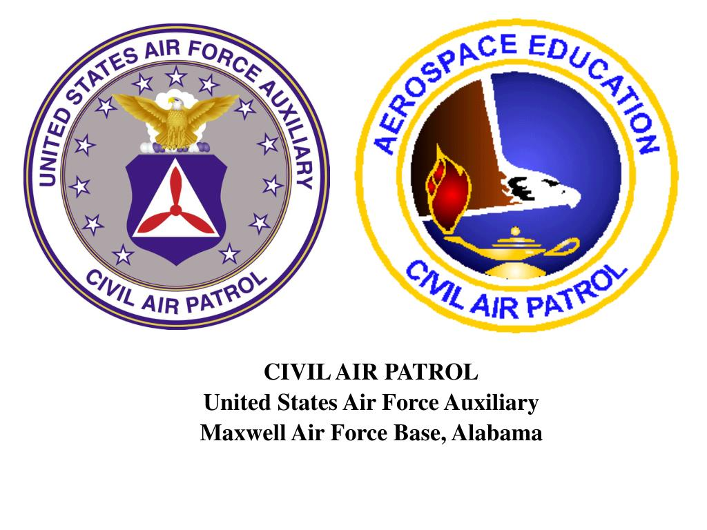 ppt civil air patrol united states air force auxiliary. Black Bedroom Furniture Sets. Home Design Ideas