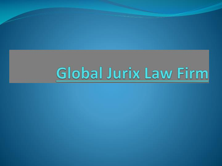 global jurix law firm n.