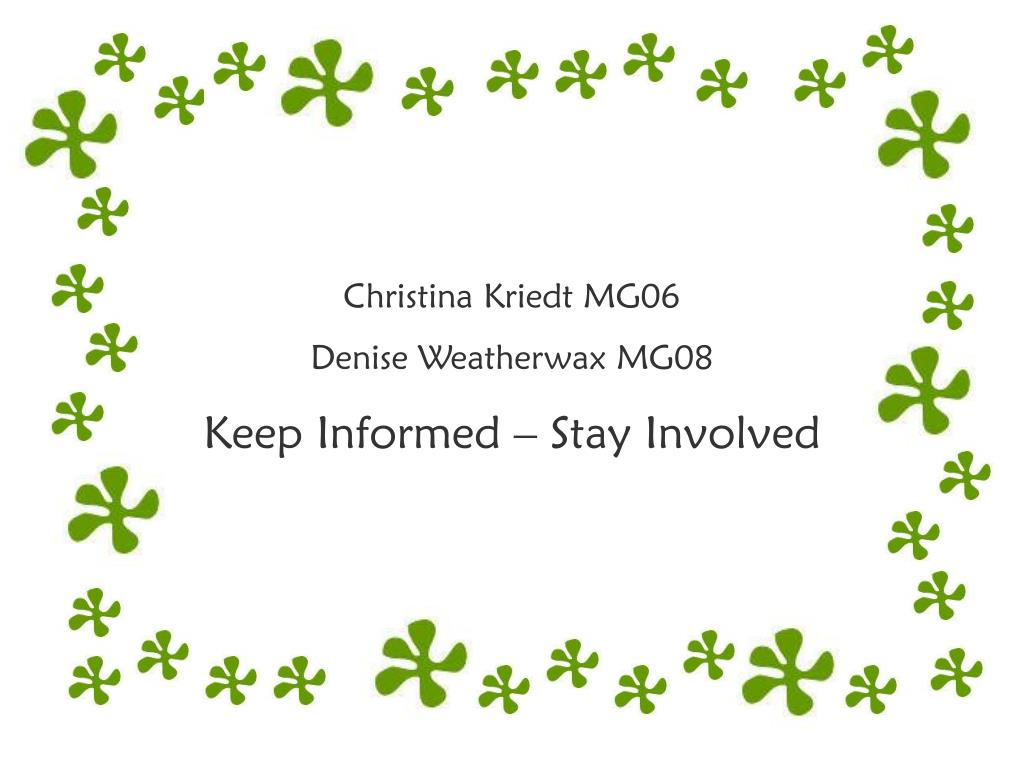 Christina Kriedt MG06