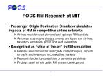 pods rm research at mit