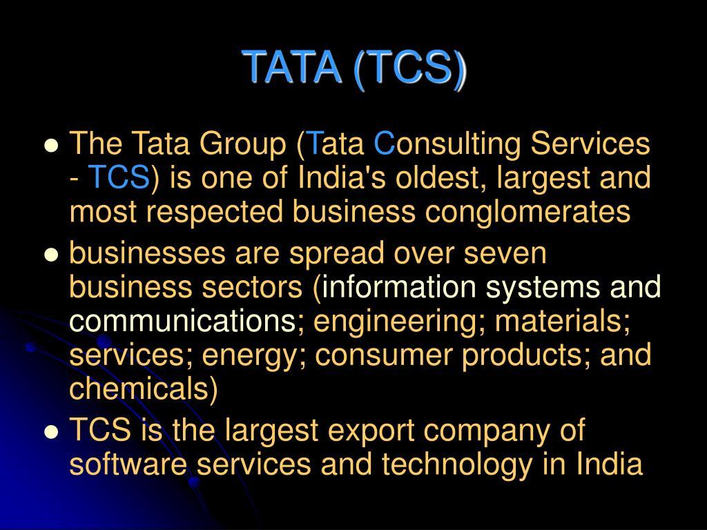 TATA (TCS)