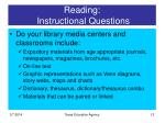 reading instructional questions12