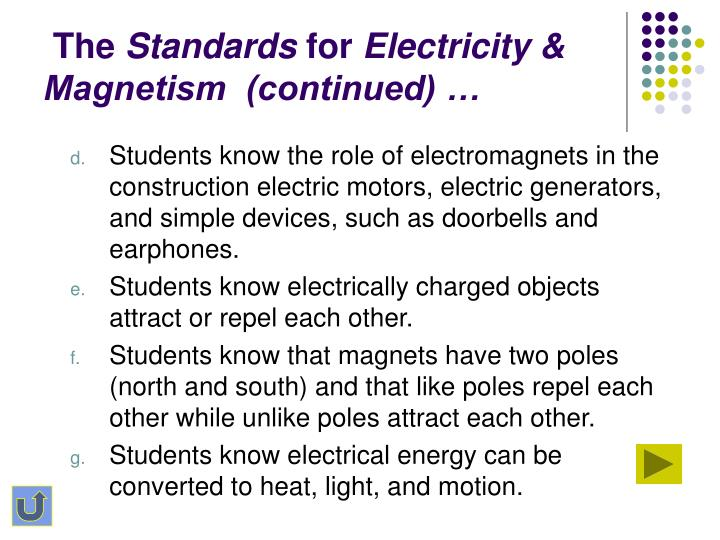 electricity and magnetism study guide 8th grade Eighth grade grade 8 magnetism and electricity questions for your custom printable tests and worksheets in a hurry browse our pre made printable worksheets  start studying electricity and magnetism study guide 8th grade learn vocabulary terms and more with flashcards games and other study tools.