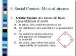 6 social context musical streams1