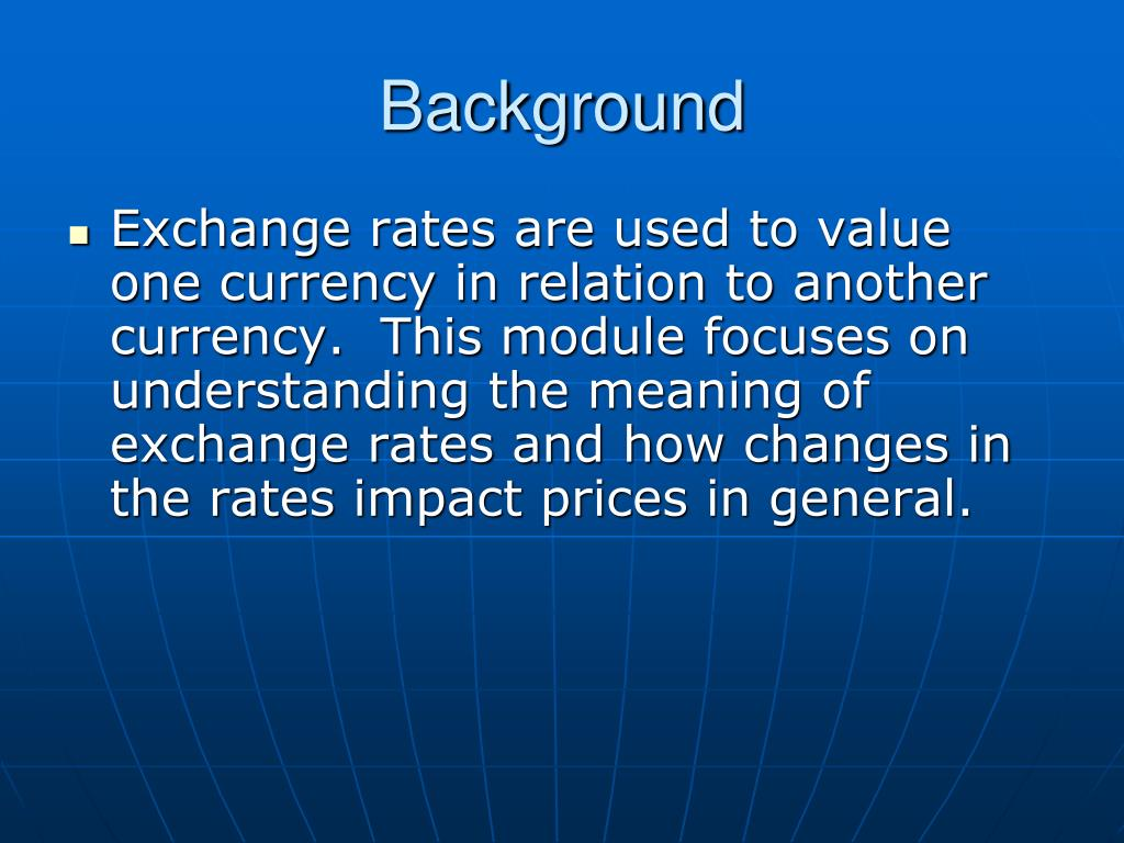 the impact of price and exchange Advertisements: effects of changes in exchange rate on the economy under the recent economic reforms in india, not only have we liberalised the industrial sector but have also opened up the economy, made our currency convertible and allowed exchange rate to adjust freely.