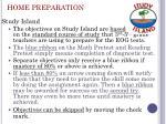 home preparation15