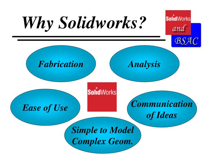 Why Solidworks?