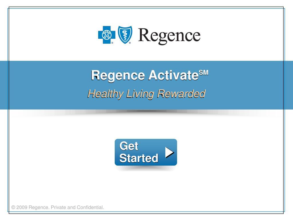 Regence Activate