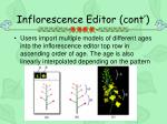 inflorescence editor cont16