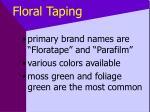 floral taping40