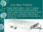 low boy trailers14