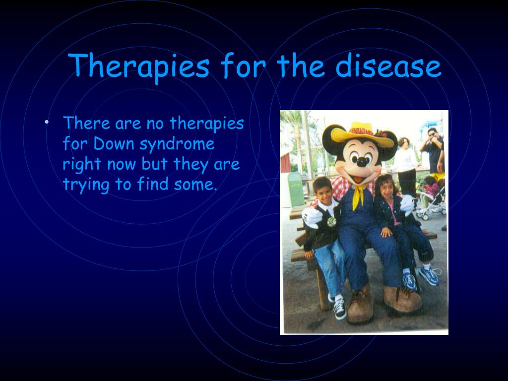 Therapies for the disease