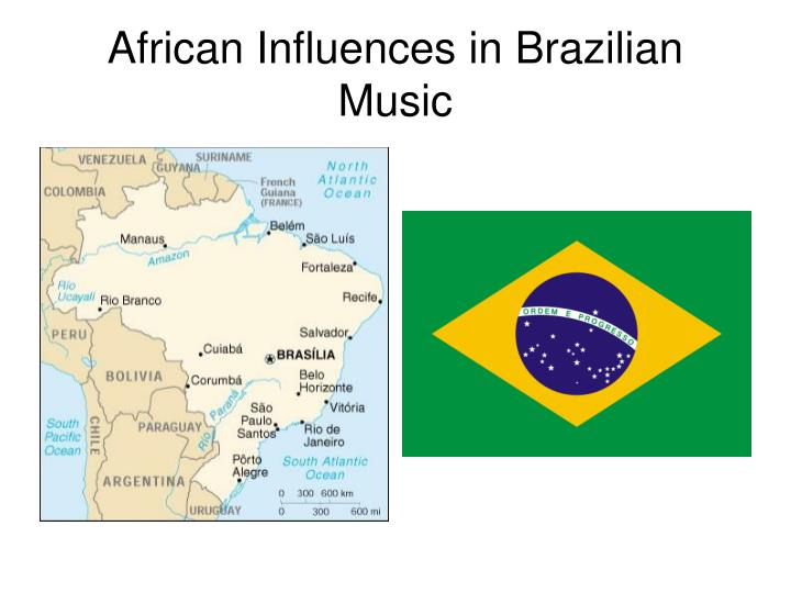 african influences in brazilian music n.